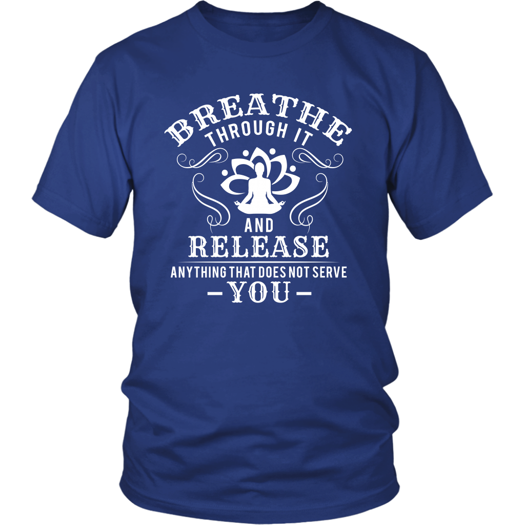 Breathe Through It T-Shirt