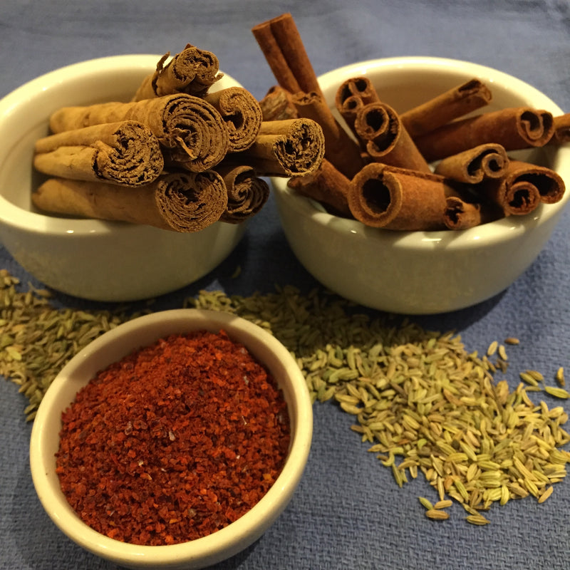 Warming Spices for Your Winter Kitchen