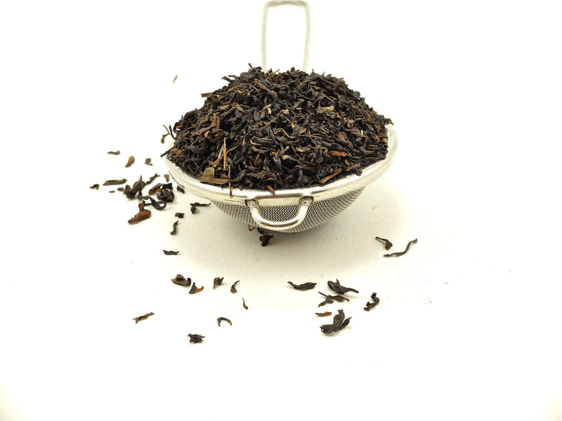Darjeeling Black Tea, India - Cert. Org. Free Trade