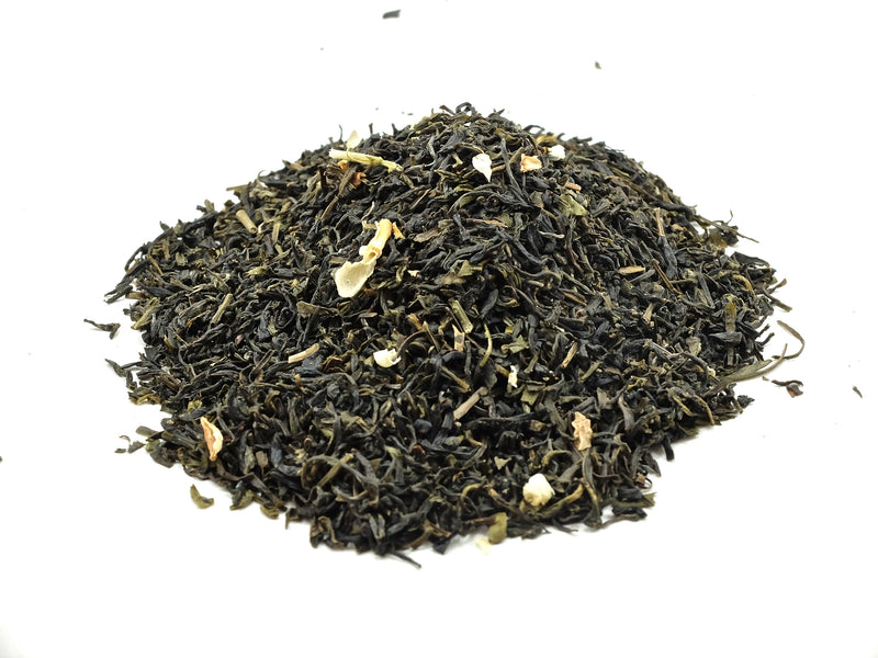 Jasmine Tea, Oolong - Cert. Org., Free Trade