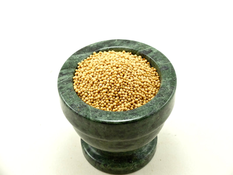 Mustard Seed Whole, Yellow