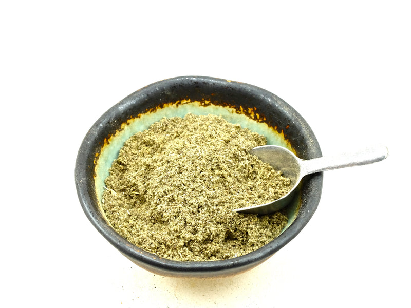 Sage, Dalmatian Rubbed Powder
