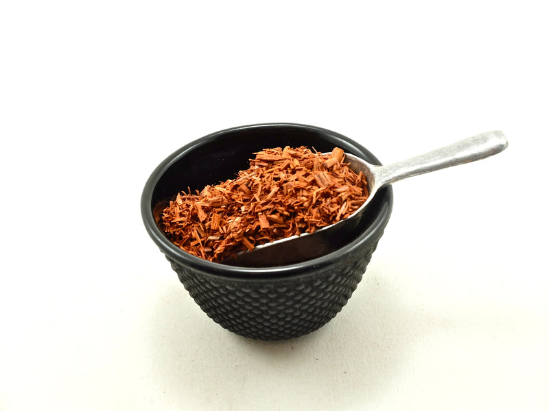 Sandalwood, Red Chips