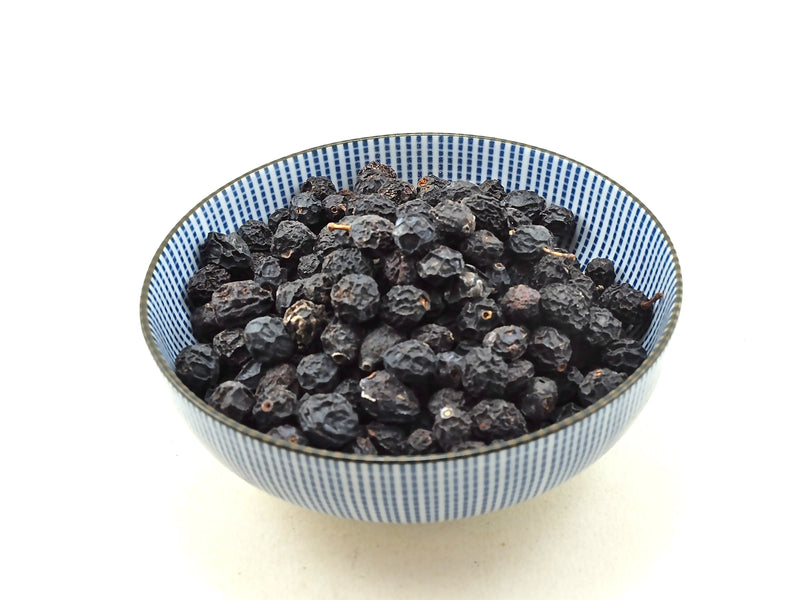 Sloe Berries Whole - LOW STOCK - 4 oz max order