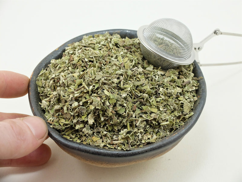 Yerba Santa Cut - VERY LIMITED SUPPLY - 4 oz MAX ORDER