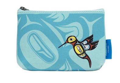Coin Purse - Hummingbird