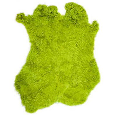 Rabbit Fur - Lime