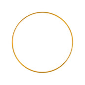 Brass Ring - 8""