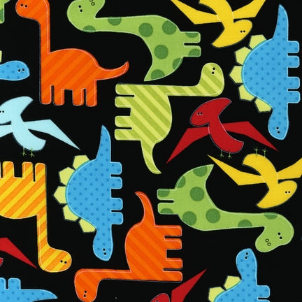 Cotton Fabric - Dinosaurs