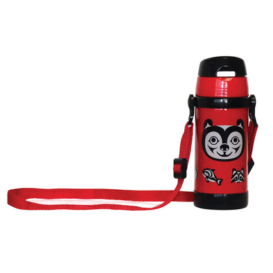 Kids Insulated Bottle - Bear and Friends