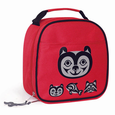 Insulated Lunch Bag - Bear and Friends