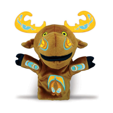 Mo the Moose - Puppet