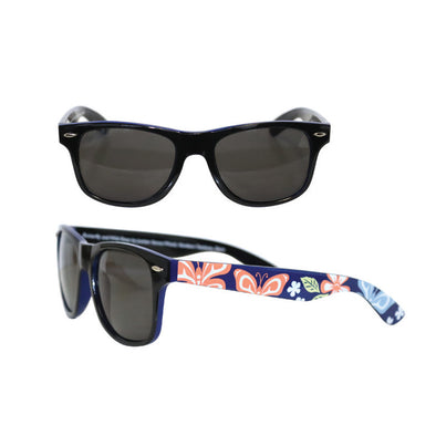 Sunglasses - Butterfly & Wild Rose