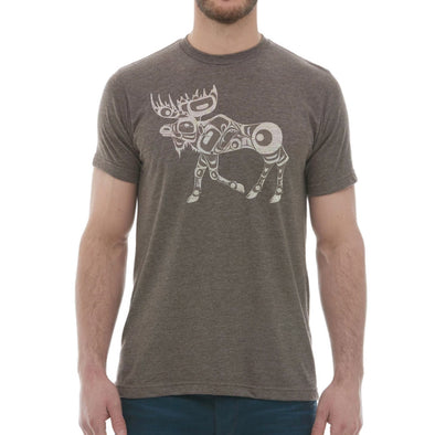 Classic Cut T-Shirt - Moose
