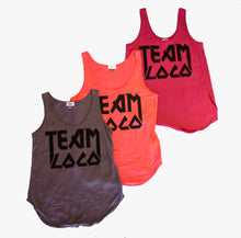 "Ladies - ""Metal"" Team Loco Relaxed Fit Tank Top"