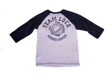 "Raglan Toddler ""Riders United"" Tee"