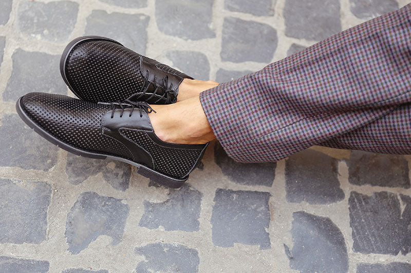 rounded shoes