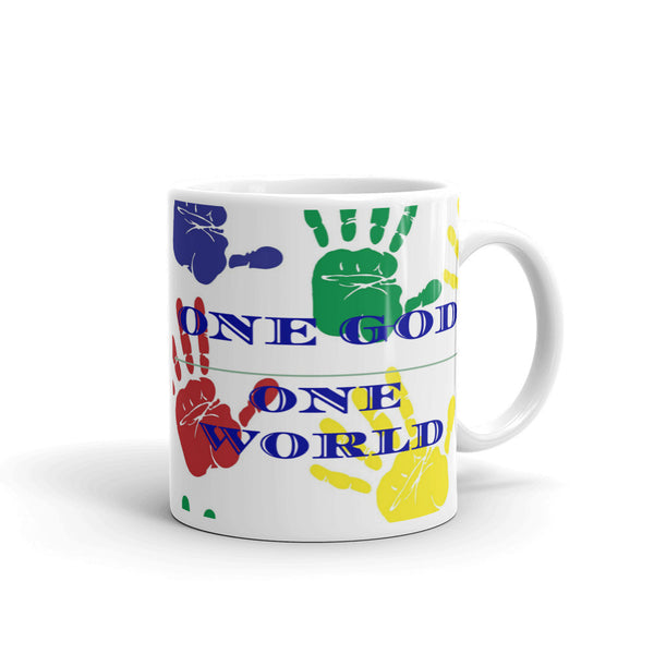 One God One World Mug