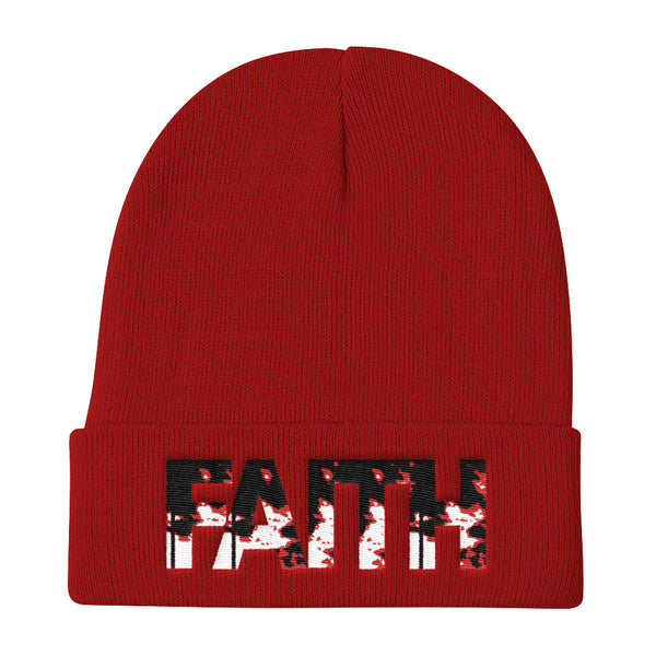 Faith Knit Beanie