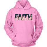 FAITH Unisex Hoodie - Evolved By Faith Apparel