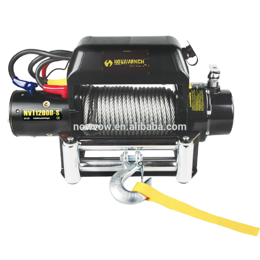 How to Pick an ATV or UTV Winch