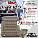 Truck Bed Inflatable Air Mattress, 6 to 6.5 ft Box