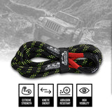 Kinetic Recovery Snatch Rope, For Off-Roading/4x4, Etc.