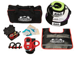 9 Piece 4x4 Recovery Kit with Snatch Straps, Winch Extension, Snatch Blocks and More