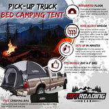 Offroading Gear Truck Bed Tent, 5.5' Box Length