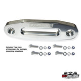 Aluminum Hawse Fairlead with Stainless Steel Hardware