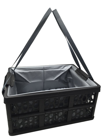 Foldable Storage Box for 4x4/SUV/CAR/Etc. with Waterproof Liner