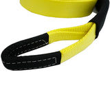"2""x30' Nylon Snatch Strap, 20,000 Breaking Strength"