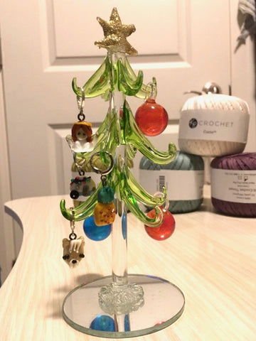 Displaying stitch Markers