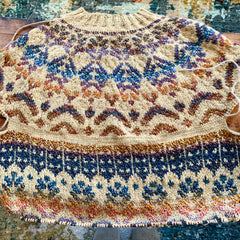 Guthrie Sweater by Caitlin Hunter of Boyland Knits