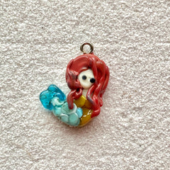 Mermaid Stitch Marker