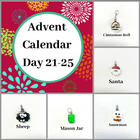 Stitch Marker Advent Calendar