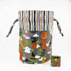 Large Say Boo Project Bag