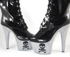 "7"" Shimmy's Dead Sexy Ankle Boot"