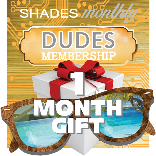 Men's Membership 1 Month Gift