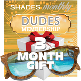 Men's Membership 3 Month Gift