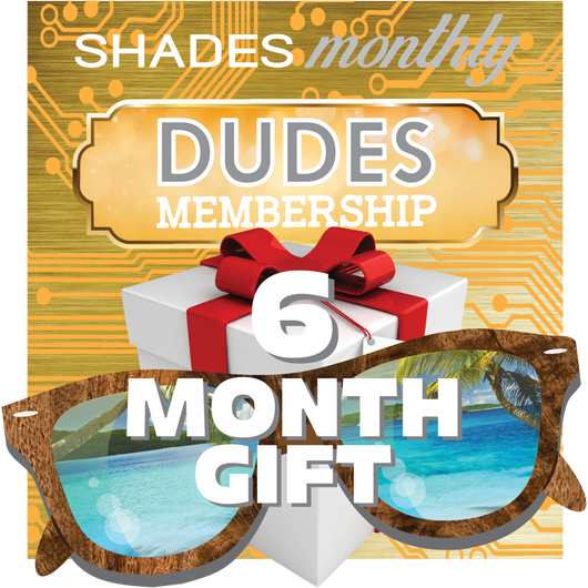 Men's Membership 6 Month Gift