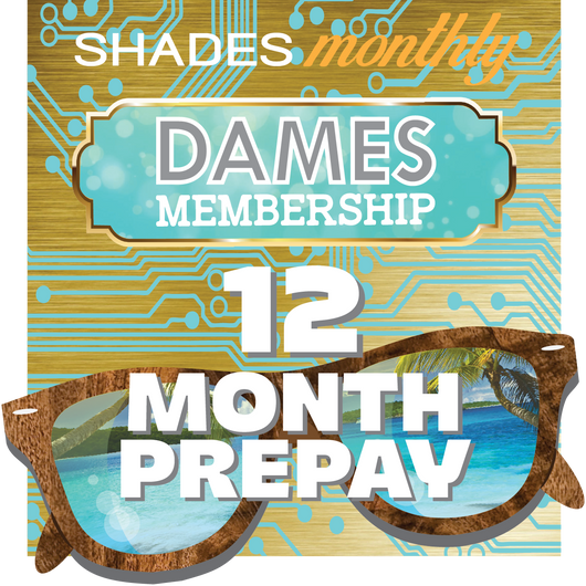 Women's Membership 12 Month Prepay