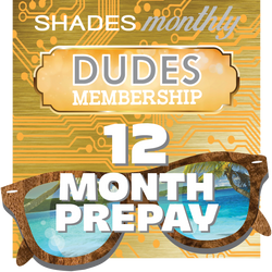 Men's Membership 12 Month Prepay