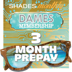 Women's Membership 3 Month Prepay