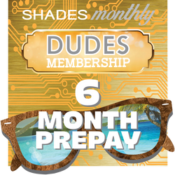 Men's Membership 6 Month Prepay