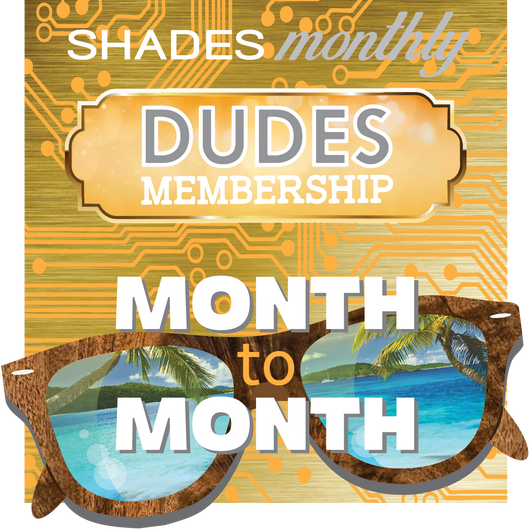 Men's Membership Month to Month