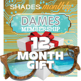 Women's Membership 12 Month Gift