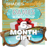 Women's Membership 6 Month Gift