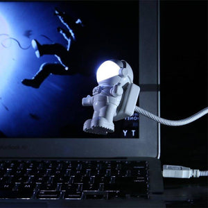 Flexible Space-Walking Astronaut USB Light