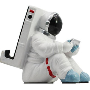 Gifts - Sitting Astronaut Smartphone And Tablet Stand